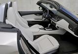 BMW - 2009 BMW Z4 컨버터블 - 내부