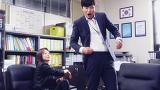 김민종 장난에 엉덩이 찰싹