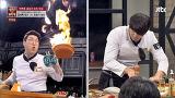 오세득 vs 최현석 체인지업 '불꽃' 퍼포먼스 [냉장고를부탁해] 55회 20151130