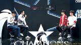 롱주 vs SKT / MVP 인터뷰