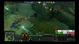 DOTA2  UA.shechki() vs DK()