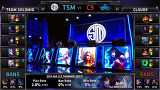 The 2015 LCS NA Spring Split 1주차 1경기 TSM vs C9