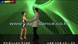 사교댄스 사교춤동영상 지루박 댄스원 차돌돌&룰라의 정통사교댄스사교춤