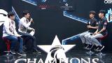 KT vs 롱주 / 승자 인터뷰