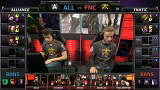 LCS EU 7주차 1경기 Alliance vs Fnatic #1