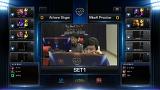 클랜배틀 썸머 최강전 결승 Athene Skype vs Mook Practice 1경기