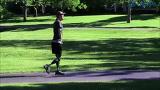 x3 무릎 양대퇴