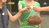 번데기 무서워하는 북한여자가 번데기를 먹었을 때 [잘살아보세] 20150801 20회