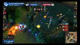 롤드컵 2014 하이라이트 16강 D조 12경기 Cloud 9 vs NaJin W Shield [LOL 월드 챔