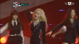 레이디스 코드_나쁜 여자(Bad Girl by Ladies' Code@Mcountdown 2013.3.14)