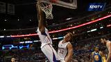 NBA에서 재미있는 순간 '매너남' 제임스