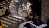 부산 묻지마 폭행 CCTV 영상