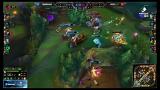 [롤챔스 섬머] 미드, 탑의 화력으로 밀어붙이는 쿠 (KOO vs SAMSUNG 3경기)