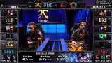 The 2015 LCS EU Spring Split 9주차 7경기 FNC vs EL