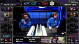 The 2015 NA LCS Spring Split 9주차 4경기 CST vs TSM