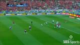 아르헨티나 vs 칠레 주요 장면