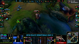 G2 Esports vs UoL 1세트 - 2016 EU LCS Summer Playoffs Semifinals Day 2