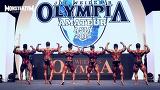 2015 MR.OLYMPIA HONGKONG MEN'S BODYBUILDING -100kg TOP6