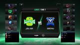[2015.07.21] JIN AIR vs SBENU | 2015 네네치킨 LoL Challengers Summer