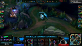 TSM vs CLG 2세트 - 2016 NA LCS Summer Playoffs Semifinals Day 2