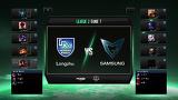[2015.07.21] Longzhu vs SAMSUNG | 2015 네네치킨 LoL Challengers Summer