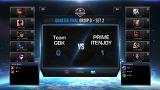 PRIME ITENJOY vs Team GBK 2경기 - 2015 챌린저스 코리아 스프링 2차 8강 4일차