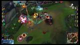 [롤챔스 섬머] 탑리븐의 폭발적인 딜링! (KOO vs SAMSUNG 3경기)