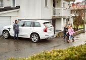 볼보자동차자율주행 프로젝트, 일반인 가족 참여 단계로
