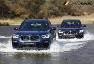 BMW 신형 X3, 더 이상 '도심형' 아냐!