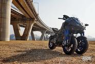 상식을 깨는 새로운 세대의 모터사이클링, 야마하 나이켄 필드 테스트