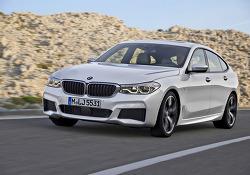 2018 BMW 6시리즈 그란 투리스모