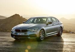 2017 BMW 5시리즈