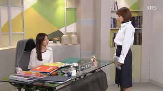 """박하나, 이영은에 """"내 밑에서 부하로 일할 수 있겠어요?"""" [빛나라 은수] 38회 20170119"""