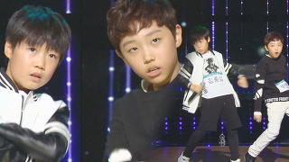 보이프렌드, 힙합 꿈나무들의 반전 무대! 'Boyfriend' [K팝스타6 (KPOP STAR 6)] 13회 20170108