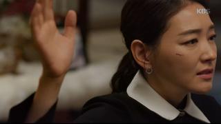 박진희, 허정은과 첫 번째 큰 다툼… 얼굴과 마음에 난 '상처' [오 마이 금비] 15회 20170105