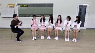 핫데뷔 보너스베이비의 자기소개 시간 1 [뮤비뱅크 스타더스트2] 76회 20170110