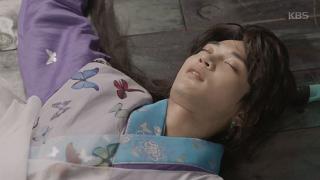 민호, 동생과 썸타는 도지한 때리다 한 방에 '기절' [화랑] 10회 20170117