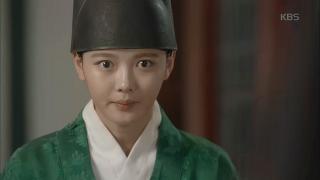 김유정, 안세하와의 재회에 '깜짝' [구르미 그린 달빛] 10회 20160920