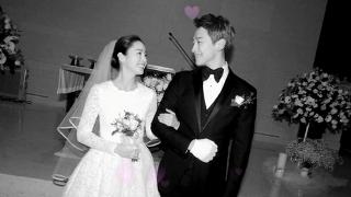 비♥김태희, 비공개 결혼식