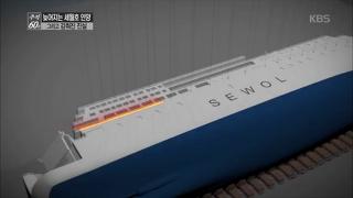 세월호 인양 지연, 우연인가 고의인가  [추적 60분] 1225회 20161207