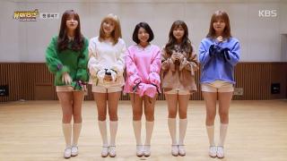 '사랑은 갑자기'로 돌아온 믹스가 소개하는 핫뮤비7 1 [뮤비뱅크 스타더스트2] 77회 20170117
