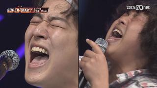 """[6회 선공개] """"짐승밴드의 탄생"""" 지영훈, 중식이 - '빗속의 여인' [슈퍼스타K7] 6회 20150924"""