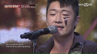 [미방송] 자밀 킴 'Feisty' (자작곡) [슈퍼스타K 7] 1회 20150820