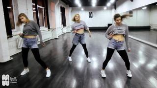 실력자 언니들의 시원한 댄스