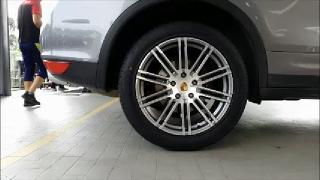 마칸휠 20인치 by 타이어홍 포르쉐 카이엔 휠타이어싼곳