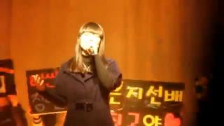 정은지 데뷔 전 원래 목소리