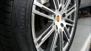 마칸 터보휠 20인치 포르쉐휠 입고완료