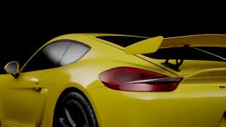 [영상] 포르쉐, 카이맨 GT4 출시한다
