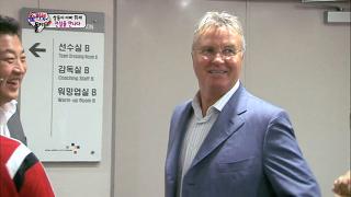서언&서준, 살아있는 전설 박지성&히딩크 만나다 [슈퍼맨이 돌아왔다] 20140817 KBS
