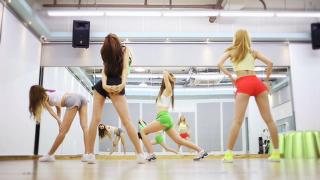화제의 위글위글 댄스